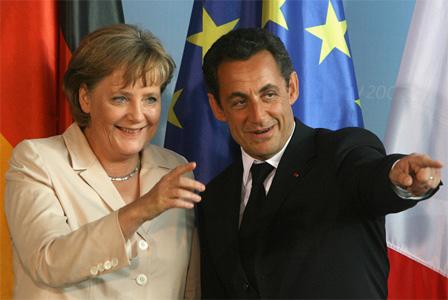 Merkel: se crolla l'euro, crolla l'Ue