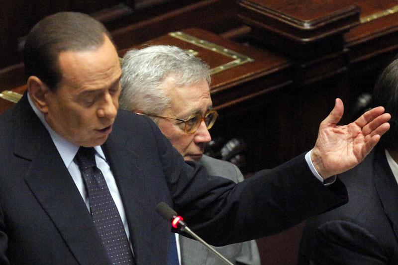 Berlusconi: Non andremo al voto