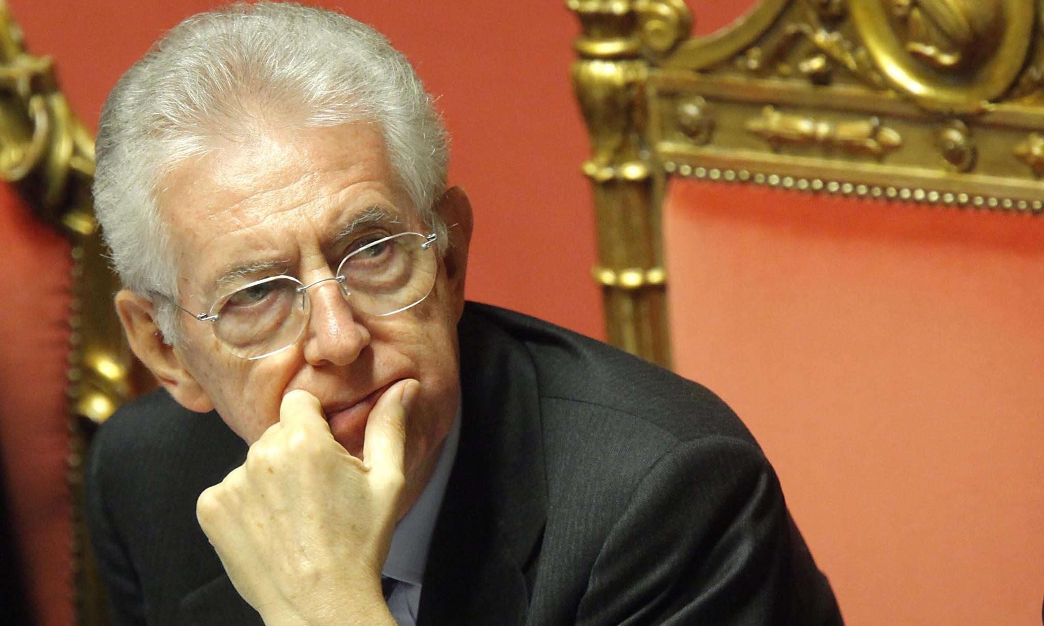 Monti: sacrifici nel segno dell'equita, chi ha pagato meno ora dovra' pagare di piu'