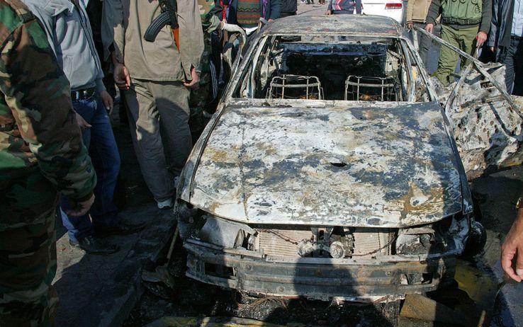 Strage a Damasco, saltano in aria due autobomba di Al Quaeda. Almeno 40 morti
