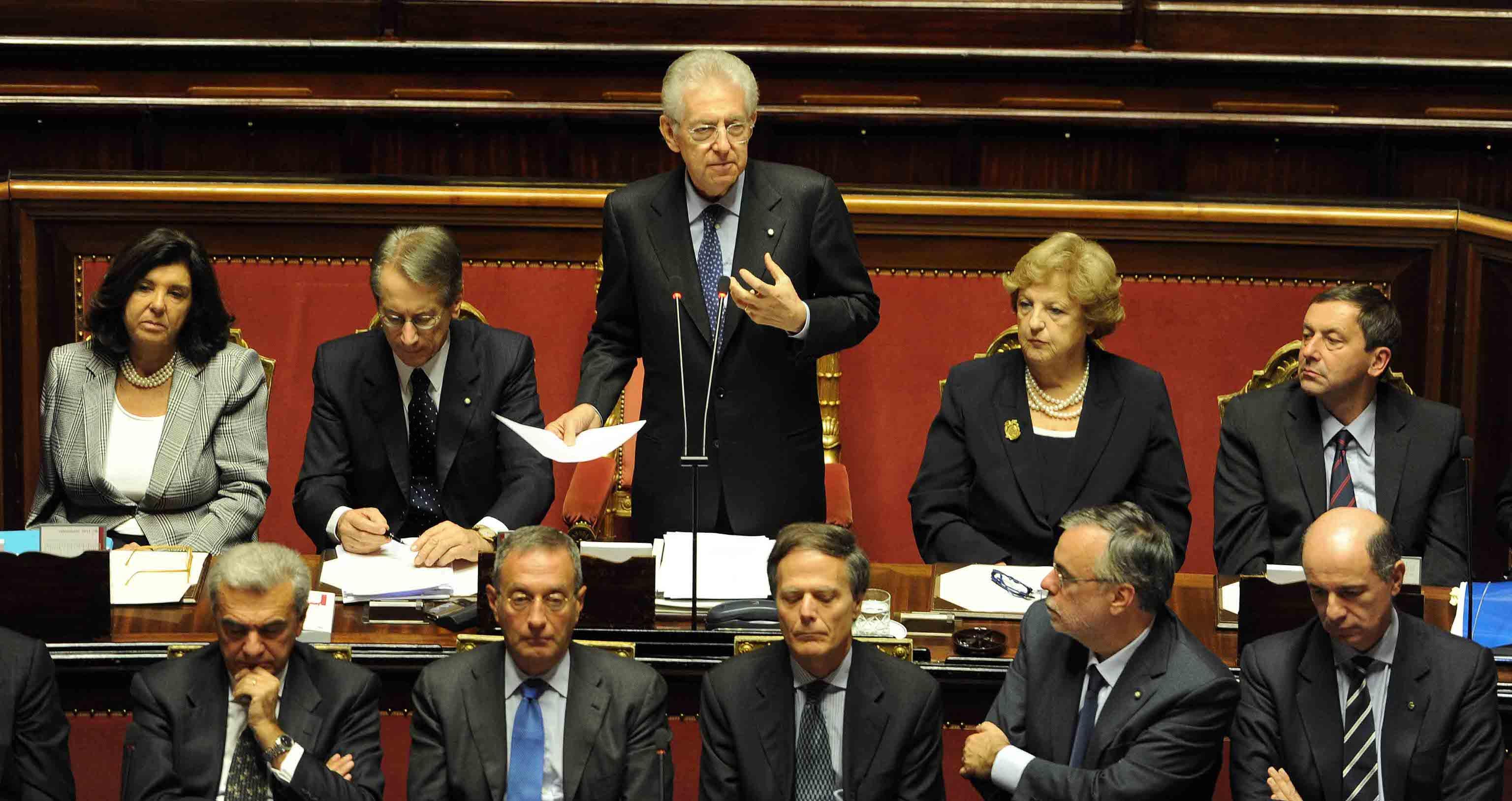 Tav, Monti non cede: Realizzeremo l'opera. Protesta e scontri si spostano a Roma