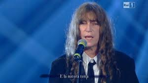 Tour in Italia di Patti Smith, sul palco con lei suoneranno i suoi figli Jackson e Jesse