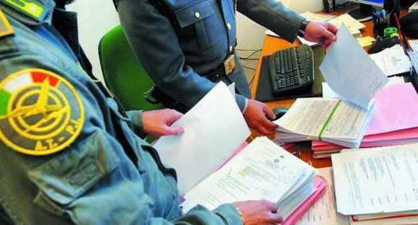 Maxi operazione della Gdf: scoperti 2000 evasori e oltre 6 miliardi di redditi nascosti
