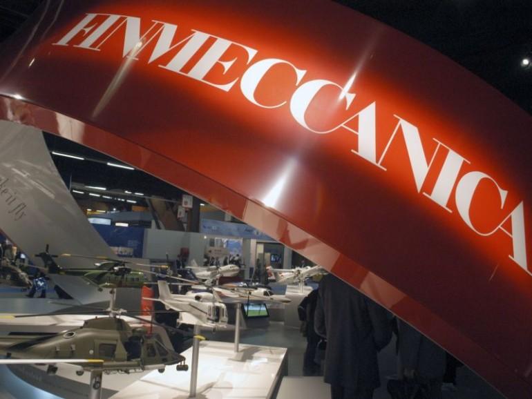Finmeccanica, 4 arresti per tangenti e fondi neri