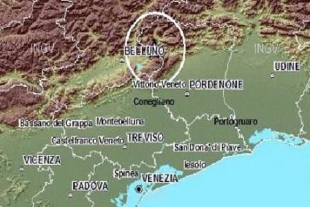 Terremoto infinito, il sisma si estende anche al Veneto e al Friuli. Torna la paura di 36 anni fa