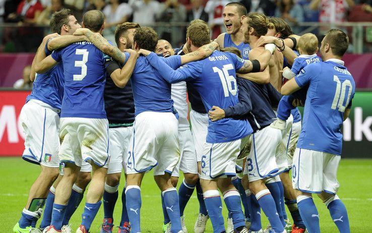 Euro 2012, Italia da sogno con Balotelli superstar. Ora la Spagna per l'ultima sfida