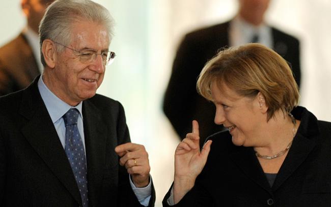 Monti-Merkel, piena intesa su risanamento e crescita. Il premier: all'Italia non servono aiuti