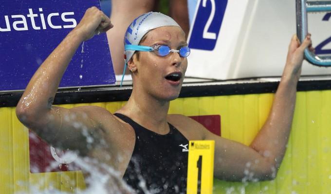Il riscatto della Pellegrini: in corsa per l'oro nella finale. Carabina, l'argento a Campriani