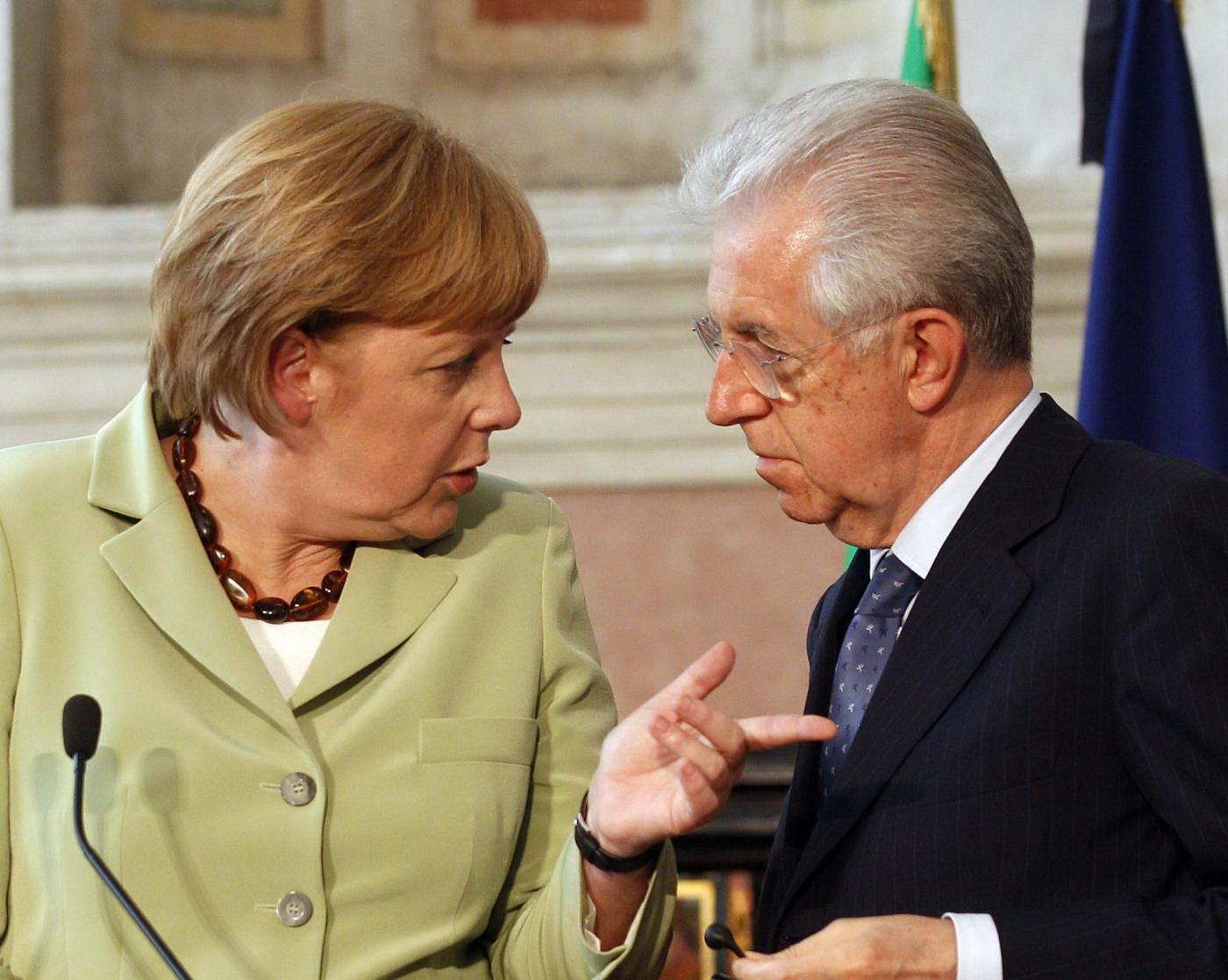 Merkel piena intesa con Monti ma il futuro allarma. Ora Angela teme i successori