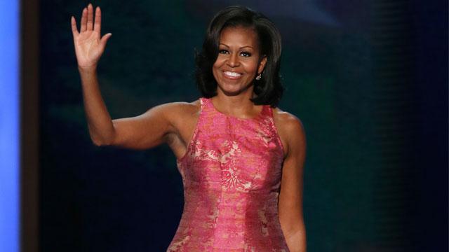 Convention democratica, Michelle racconta Barack: E' Obama il futuro dei nostri figli