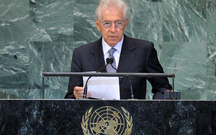 Monti apre a Monti bis: L'Italia e' stata messa in sicurezza ma se serve al Paese ci sarò