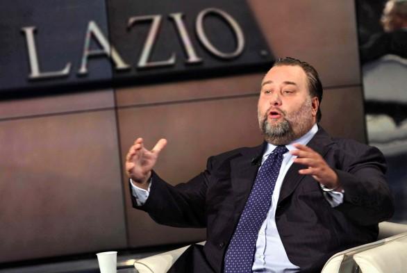 Scandalo Lazio, sequestrati a Fiorito villa al Circeo, auto e 11 conti correnti per 1.3 milioni