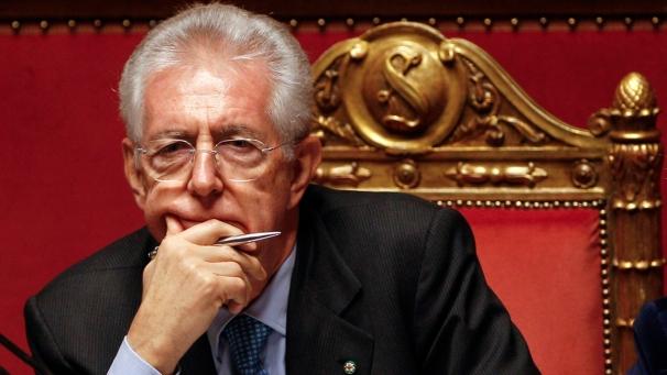 """Monti ora frena: Lasceremo il governo ad altri. E sugli evasori chiede """"tolleranza zero"""""""