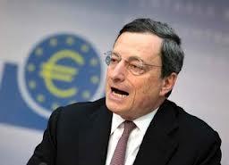 Effetto Draghi, i suoi annunci portano lo spread a 160 punti. Il Btp rende il 3,15%