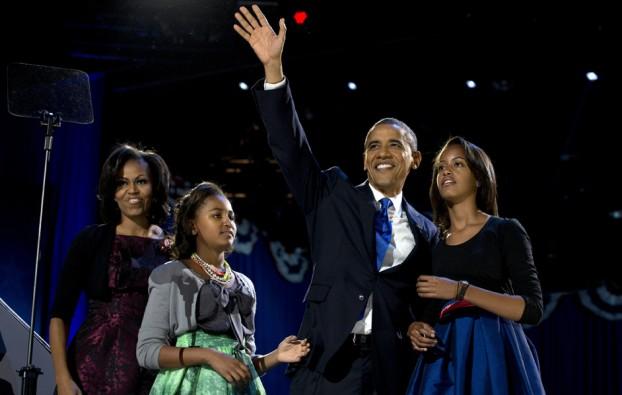 Obama rieletto nella sfida all'ultimo voto. Il presidente esulta: Possibile grazie a voi