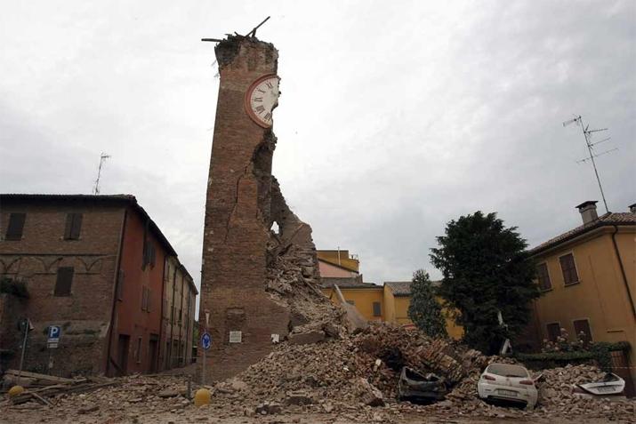 Terremoto in Emilia Romagna, cinque paesi Ue bloccano i 670 milioni per la ricostruzione