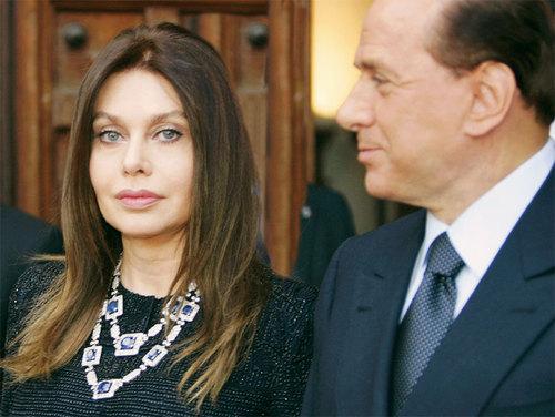 Berlusconi divorzio da sceicco: a Veronica 100mila euro al giorno di mantenimento