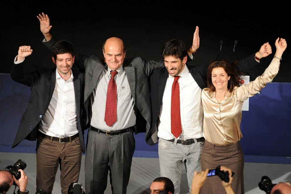 Bersani: La prossima avventura è il governo del cambiamento. Renzi nel nostro squadrone