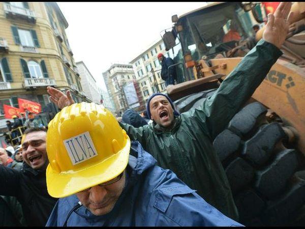 Ilva, si torna a lavorare grazie al decreto ma è scontro tra governo e procura di Taranto