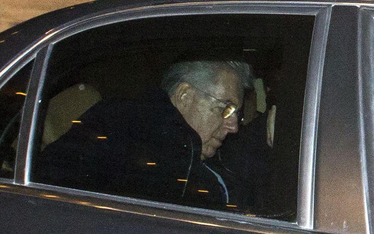 Monti a Napolitano: Dimissioni dopo legge stabilità, con sfiducia Pdl non si va avanti