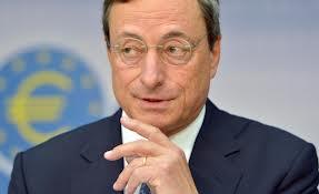 """Draghi ottimista: """"La crescita e' tornata, la Germania sta facendo bene e l'Italia come Francia e Spagna sta migliorando"""""""