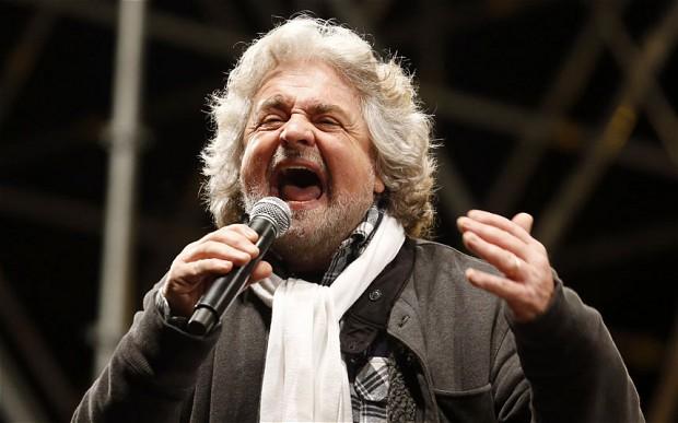 """Grillo: """"Non daremo la fiducia. Tutti compatti per la nostra strada"""". Eletti i capigruppo"""
