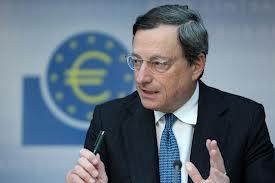 """Eurozona, Draghi: """"È necessaria una più forte unità della politica economica per reagire agli choc che colpiscono un solo Paese o una regione"""""""
