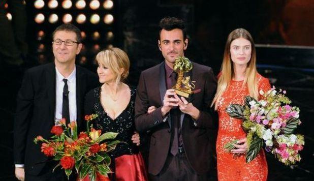 Sanremo, vince Marco Mengoni. Ad Elio premio della critica. Bianca Balti seduce tutti