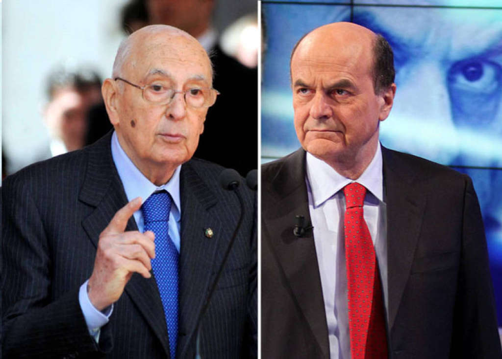 """Bersani non ce l'ha fatta: """"Consultazioni non risolutive"""". Ora Napolitano farà le verifiche"""