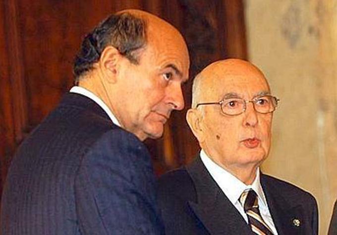 Tempo scaduto, Bersani oggi da Napolitano. Berlusconi: il Quirinale a me o Gianni Letta