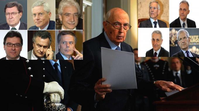 """Saggi al lavoro. Il sì condizionato di Pdl e Pd, Grillo dal blog: """"Badanti della democrazia"""""""