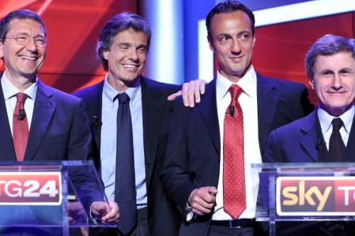 Elezioni comunali, crolla l'affluenza. Il voto a Roma in caduta libera. Patto Alfano-Letta
