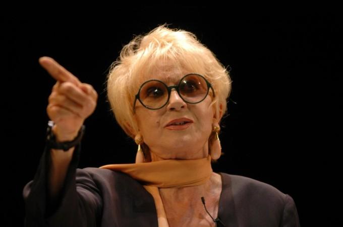 L'addio a Franca Rame, 84 anni. Una vita dedicata al teatro e all'impegno civile
