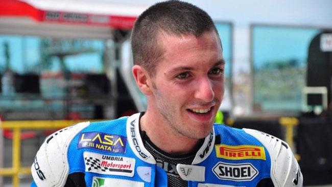 Motociclismo, Andrea Antonelli muore in un incidente travolto dalla Honda di Lorenzetti