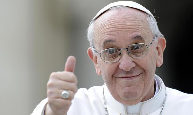 """Papa Francesco: """"Anche io ho avuto momenti apatici e noiosi nel sacerdozio, ma Dio è gioia"""""""