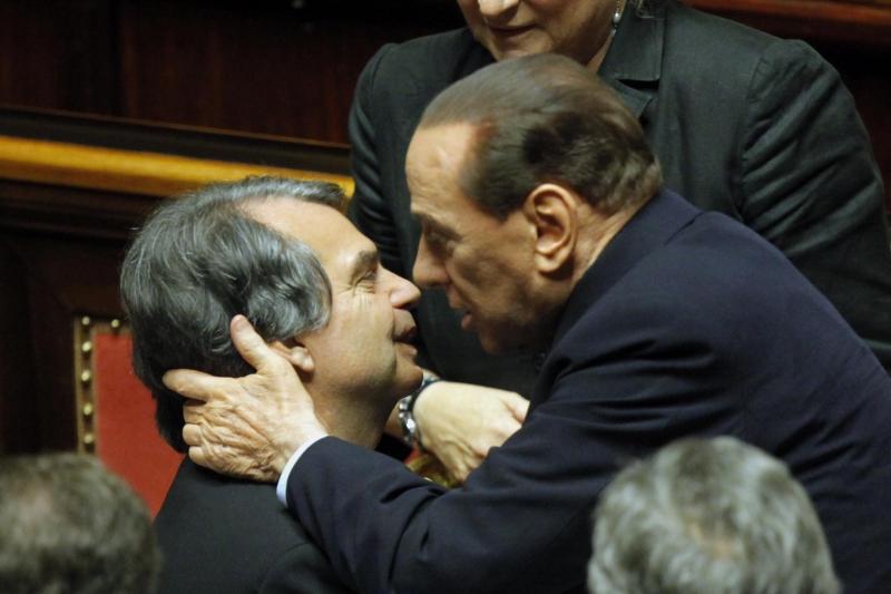 Processo Mediaset, il ricatto del Pdl: stop al Parlamento per 3 giorni ma la Lega si defila