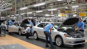 Bloccate 1.300 Volkswagen di categoria Euro5 nei concessionari italiani. Nessun calo preoccupante assicura l'Ad della casa tedesca