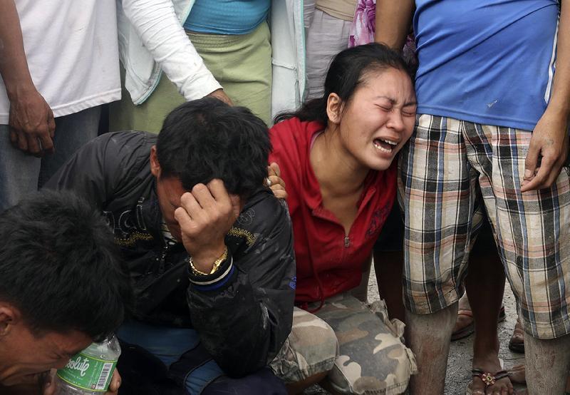 Filippine: il tifone Haiyan fa 10 mila morti, migliaia i dispersi. Minaccia Cina e Vietnam