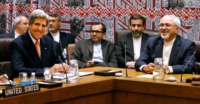 """Ginevra, storico accordo sul nucleare con Teheran. Obama euforico: """"Ora il mondo e' più sicuro"""""""