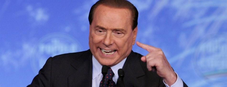 """Berlusconi torna in campo alla Convention di Fi: """"C'e' tra noi chi ha tradito e chi e' andato via dal Pdl ma ci sono stati ben 4 colpi di Stato dal '92 ad oggi"""""""