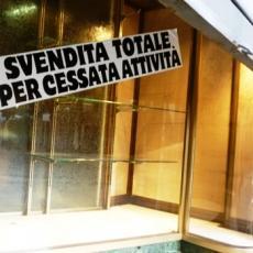 Negozi, in dieci mesi hanno chiuso in 38 mila. Tracollo della moda, Sicilia e Campania le più colpite