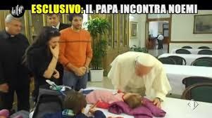 """Il tribunale dell'Aquila autorizza il metodo Stamina per la piccola Noemi. Il papa': """"Una gioia immensa e una grande speranza"""""""