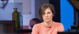"""Amanda Knox alla Tv Usa: """"Non tornero' mai in Italia, mi sento come investita da un treno"""""""