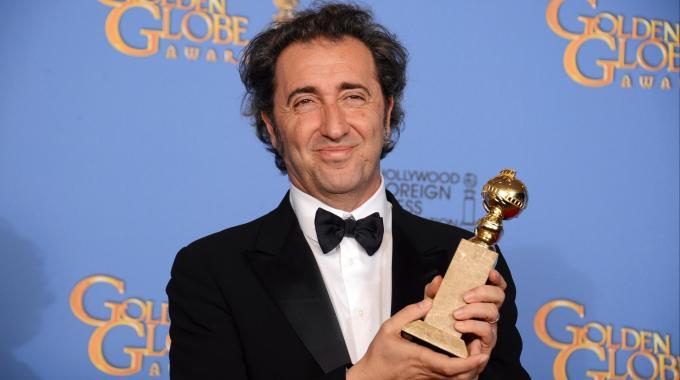"""Il Golden Globe a """"La Grande bellezza"""" Paolo Sorrentino: """"Italia pazza e bellissima"""""""