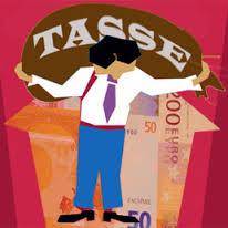 L'Italia è il paese delle tasse, ogni famiglia paga di imposte in media 1.300 euro al mese circa