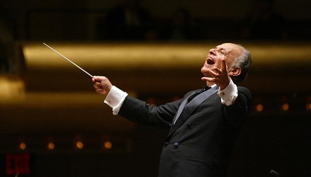 Auditorium, in scena leggenda e musica: Lorin Maazel alla direzione dell'orchestra dell'Accademia S.Cecilia