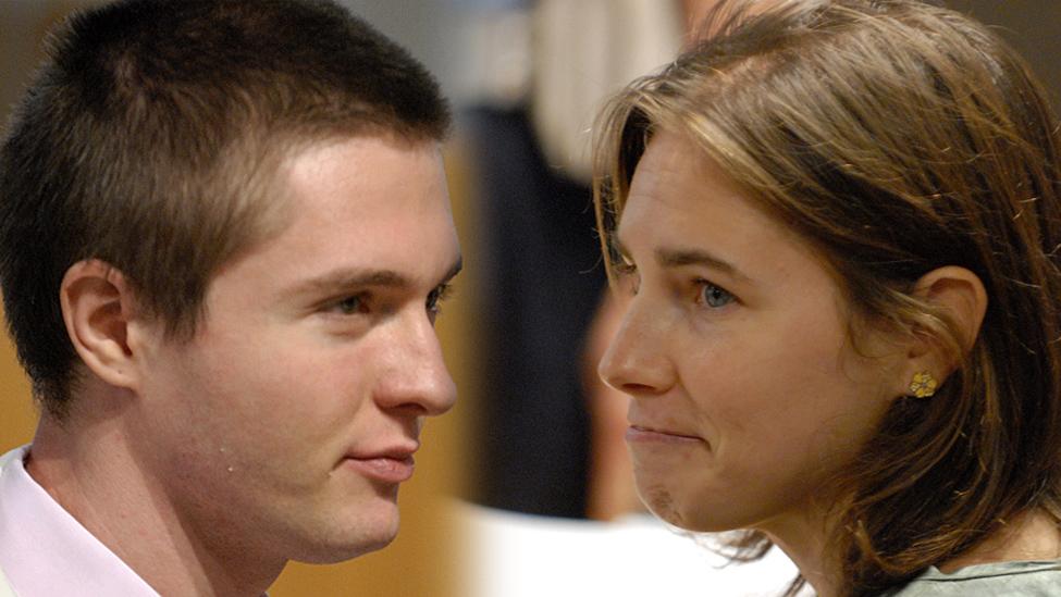 Omicidio Meredith, Amanda e Raffaele condannati a 28 e 25 anni di carcere. Sollecito fermato alla frontiera austriaca