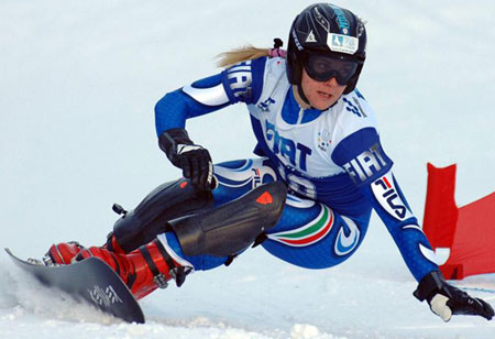 Sochy 2014, azzurre solo ottave nello snowboard