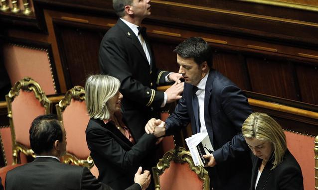 """Renzi incassa la fiducia anche alla Camera: """"Taglio di 10 miliardi della  pressione fiscale"""""""