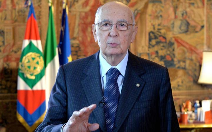 """Riforma del Lavoro, Napolitano appoggia Renzi: """"Basta conservatorismi, servono politiche nuove e coraggiose per la crescita e l'occupazione"""""""